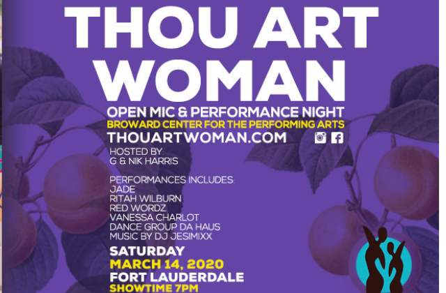 Thou Art Woman – A Celebration of Queer Women's Art