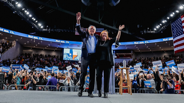 WHW: Sanders Wins Big In Nevada