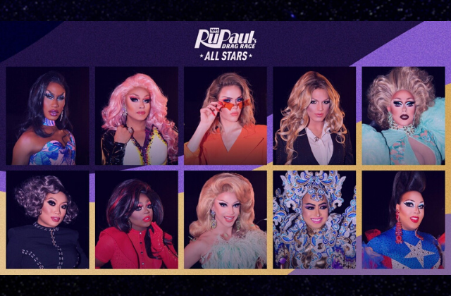 RuPaul's Drag Race All Stars 5: Homepage