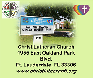 Christ Lutheran Church 020120