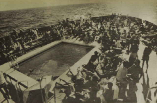 Great Moments in Fort Lauderdale LGBT History: The First Gay Cruise