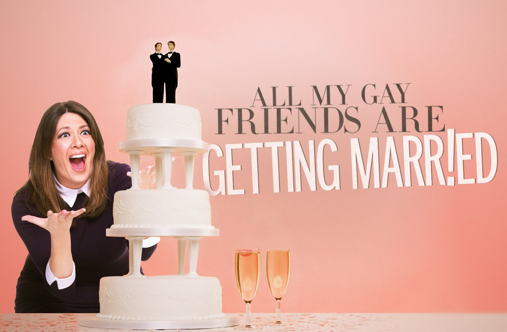 All My Gay Friends Are Getting Married Relaunch