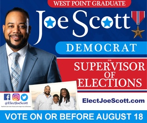 Campaign of Joe Scott Side