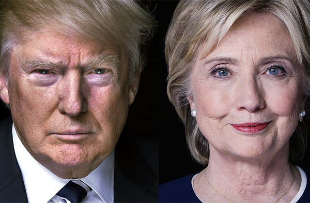 Clinton, Trump Close To Capturing Nominations