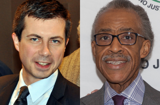 Buttigieg Plans Meeting with Civil Rights Activist Al Sharpton