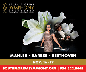 South Florida Symphony Orchestra 110619