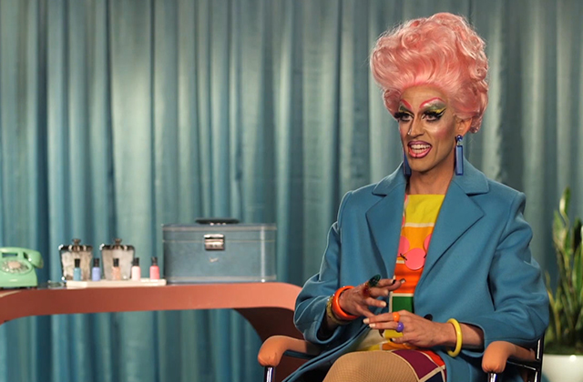 RuPaul's Drag Race: Acid Betty Interview