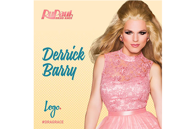RuPaul's Drag Race: Derrick Barry