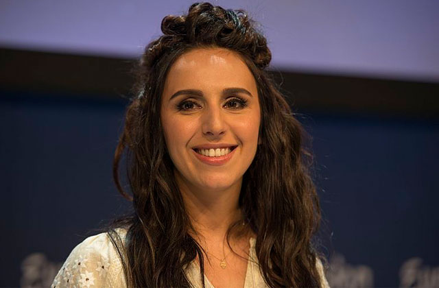 Ukraine's Jamala wins 2016 Eurovision Song Contest