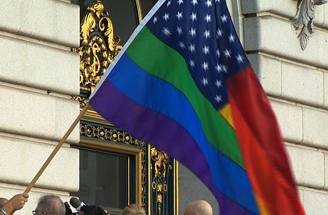 GOP strips U.S. defense bill of LGBT protections