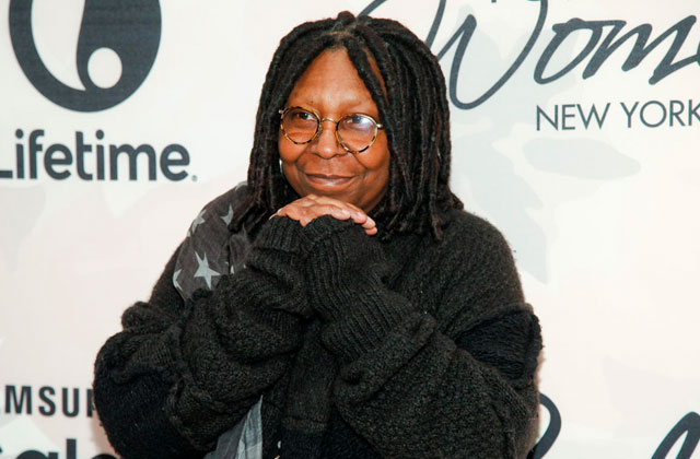 Whoopi Goldberg to Produce Series About Trans Models