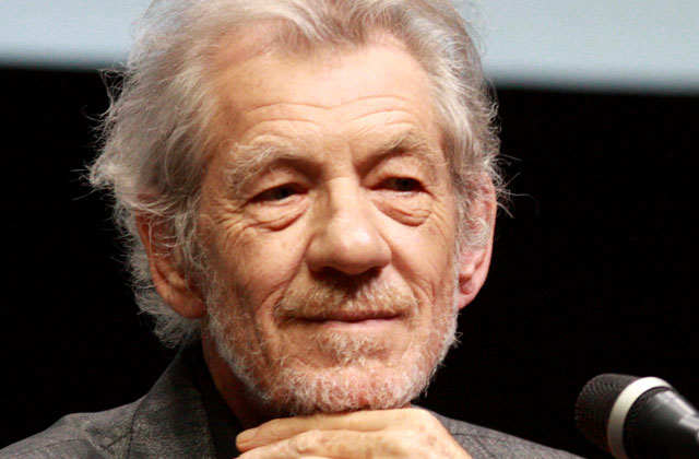 Ian McKellen: 'India Needs to Grow Up' About Gays