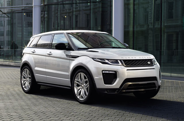 Driven — 2016 Land Rover Range Rover Evoque