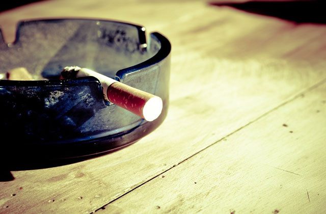 Study Shows Link Between AIDS and Tobacco