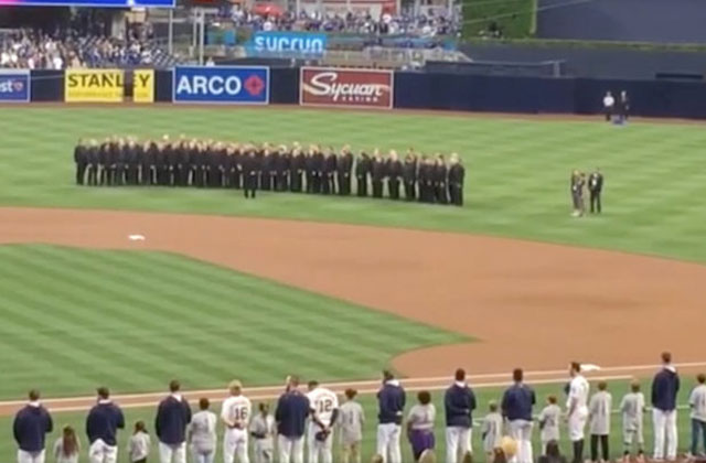 News Briefs: Padres Under Fire For Mishandling Gay Chorus' Anthem, Improved AIDs Healthcare & More!