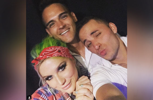 Man Proposes to Boyfriend With Kesha At Disney's Gay Days