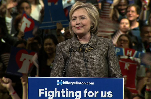 OpEd: Why I'm Now Supporting Hillary Clinton