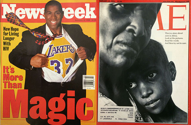 AIDS Today Means Remembering Yesterday and Fighting for Today
