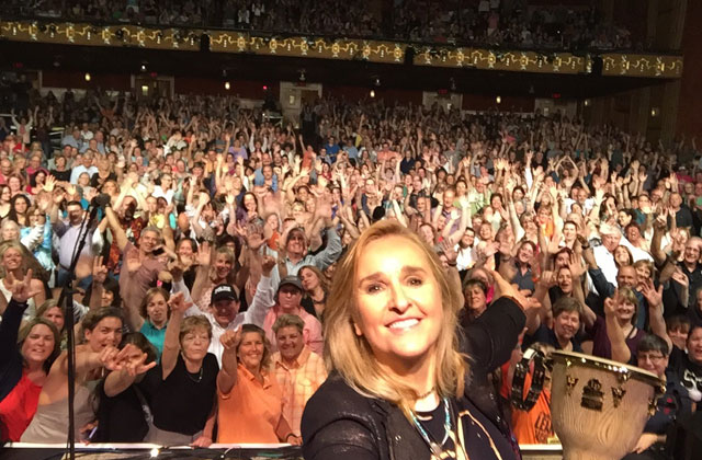 "Melissa Etheridge Releases ""Pulse"" In Aftermath of Orlando"