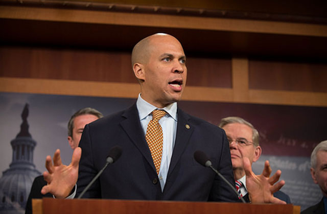 Booker Encourages Florida Democrats To Come Together