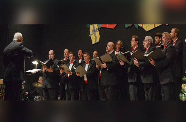 Chorus Conductor Reflects on 30th Anniversary