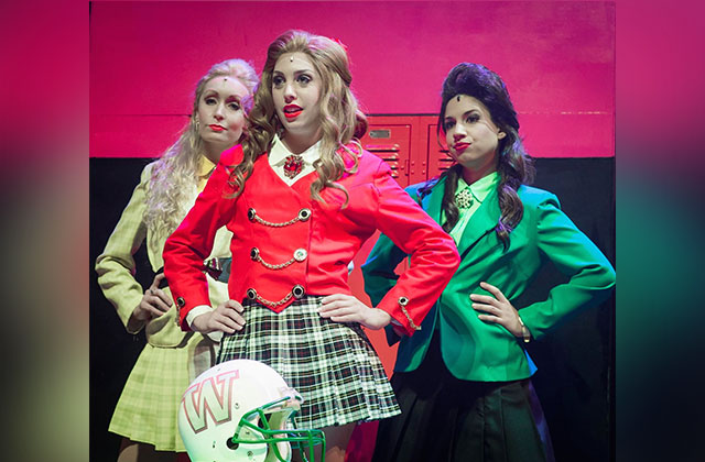 'Heathers' is Campy Trip Back to High School