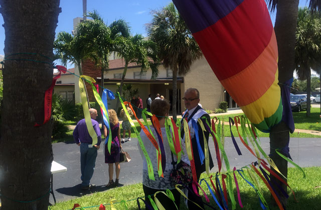 Fort Lauderdale Church Remembers Pulse Victims