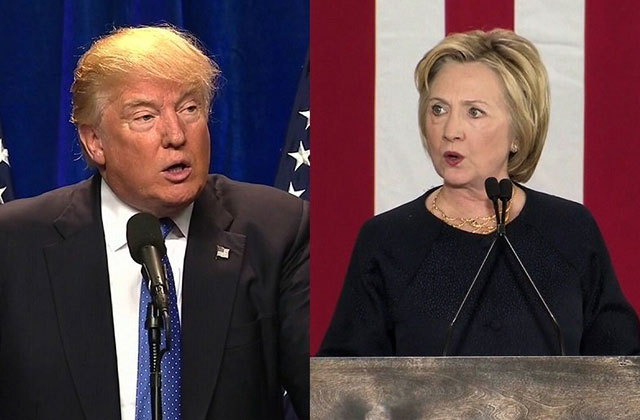 Clinton, Trump Spar Over Orlando
