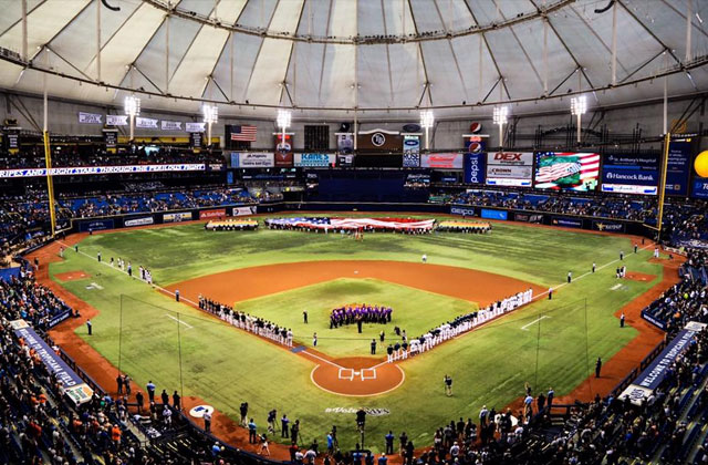 Tampa Bay Rays Donates Money, Gives Video Tribute to Orlando Victims