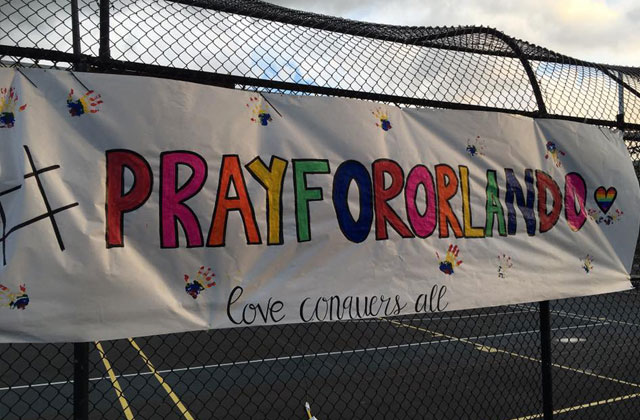 Students, Faculty Gather at Coral Springs Charter School to Remember Orlando