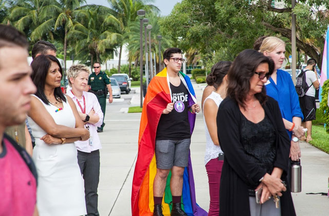 Florida Atlantic University Holds WeAreOnePulse to Honor Victims of Orlando