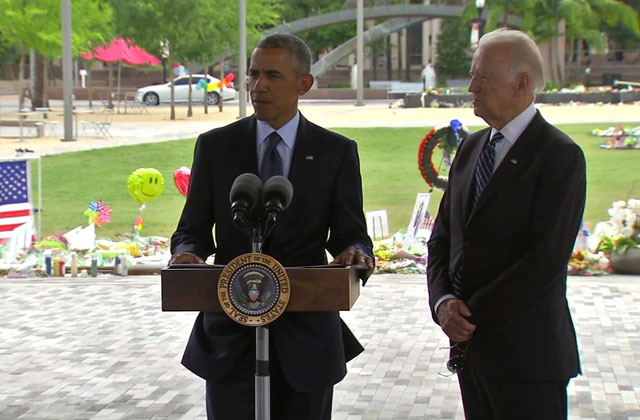 Obama: Orlando victims' families pleaded with me to stop the violence