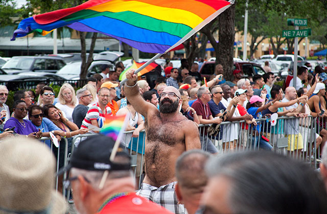 Pride and Defiance: Orlando Doesn't Scare Away Festivalgoers
