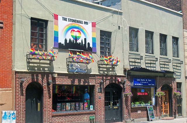 Obama Designates Stonewall National Monument