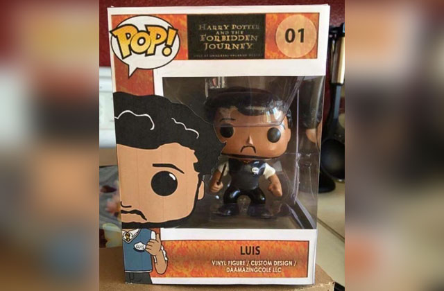 Orlando Victim Honored as Vinyl POP! Figurine