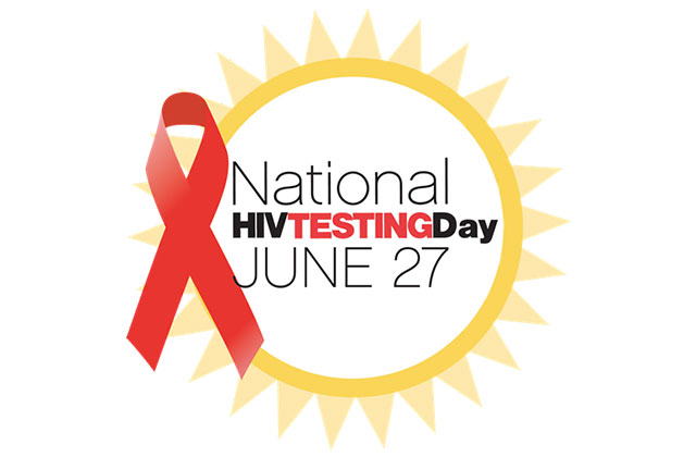 Know Your HIV Status – Today is National HIV Testing Day