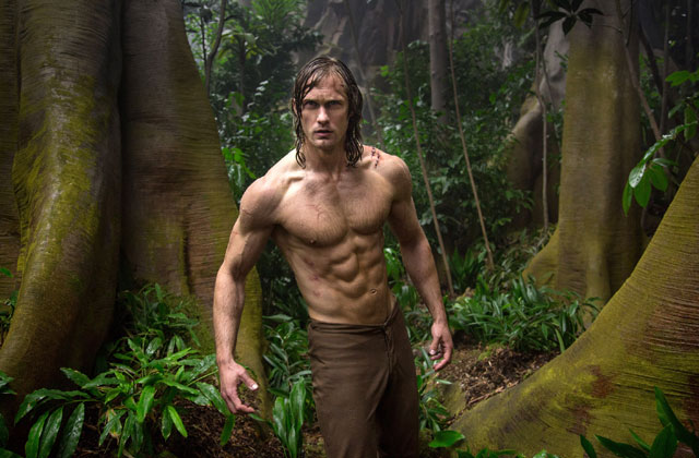 Director Cuts 'Tarzan' Gay Kiss: 'It Was Almost Too Much'