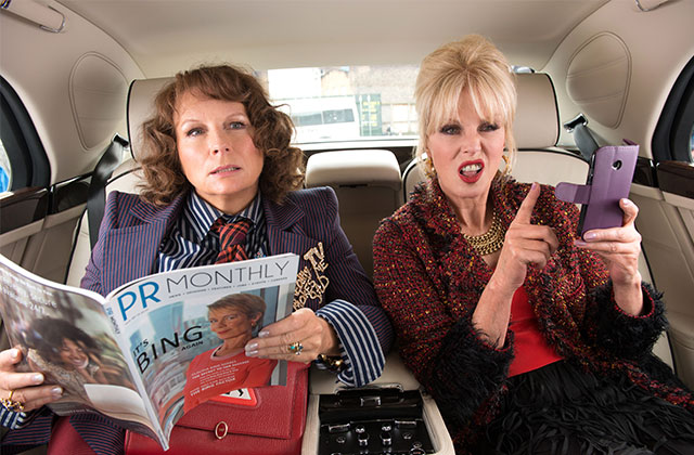 It's Here, Sweetie Darlings! Ab Fab: the Movie Coming to Theaters