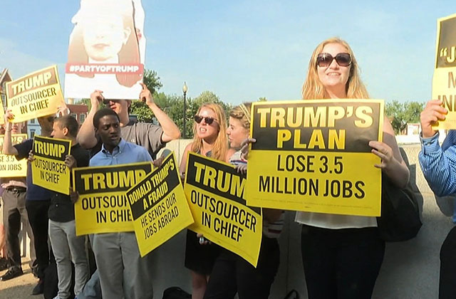 OpEd: Republicans Disgrace Themselves on the National Stage