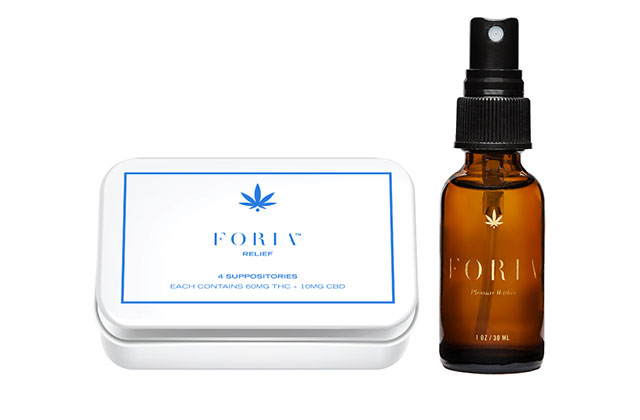 Heal Your Bum With Foria