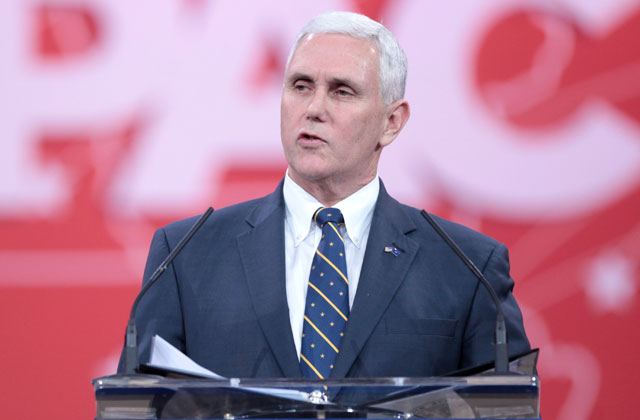 Pence Named Trump VP Nominee