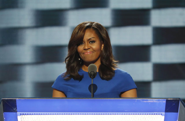 Michelle Obama: I'm With Her
