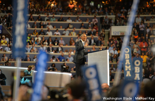 Day Three: Obama Leads Heavy Hitters in Speeches Praising Clinton
