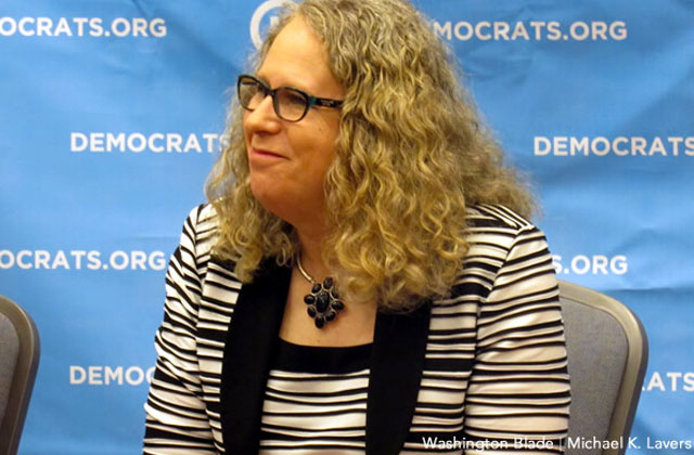 Transgender DNC Delegates Hold First-Ever Caucus Meeting