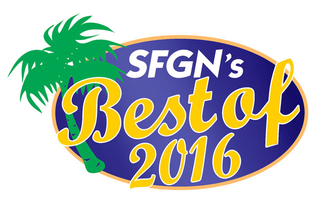 "SFGN's ""Best Of 2016"" Has Begun!"