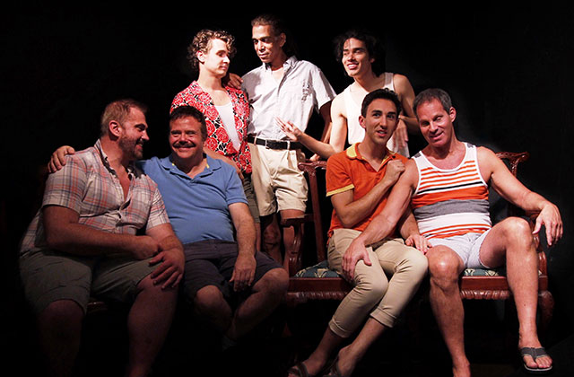 Intimate Theatre Stages Gay 1980s Drama