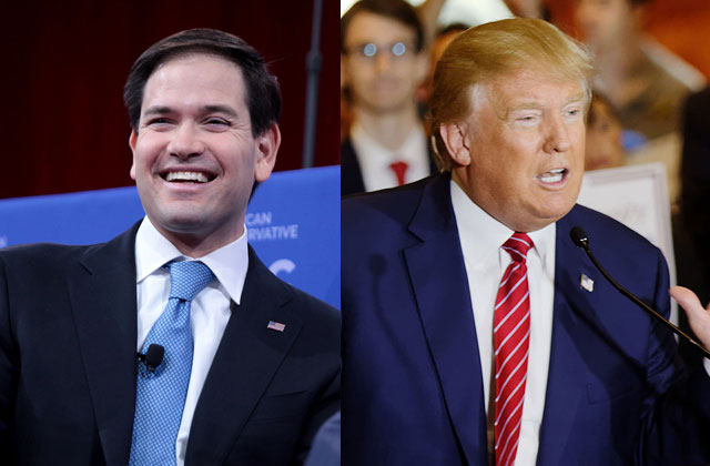 Trump and Rubio Attend Anti-LGBT Event