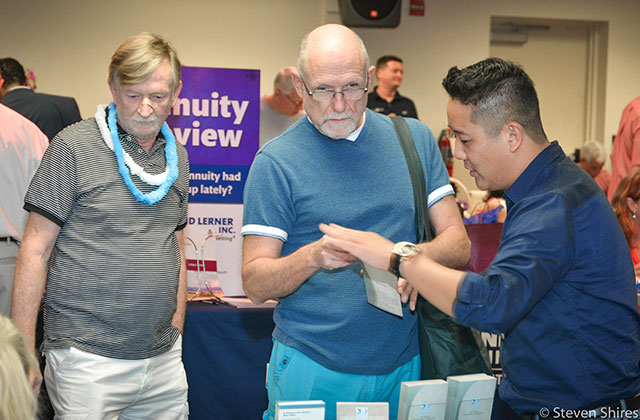 Senior Health Expo Saturday at Pride Center
