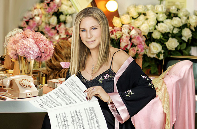 "Review: Streisand Heads Back to Broadway with ""Encore"""