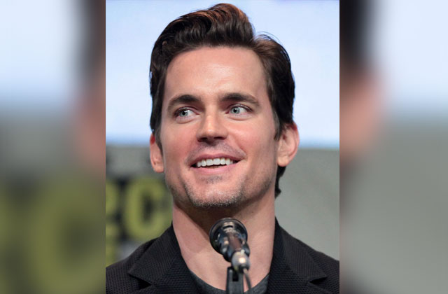 Matt Bomer to Play Trans Sex Worker in New Film, Twitter Reacts